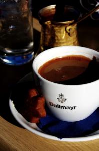 Tasty Greek Coffee