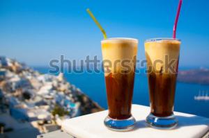 Foamy Greek Coffee