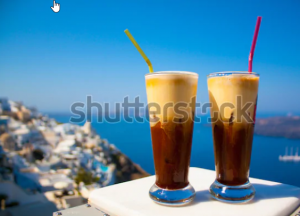 Foamy Greek Coffee